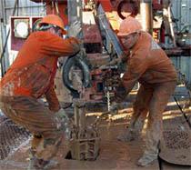 offshore werkers