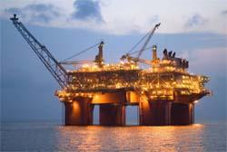 olie platform