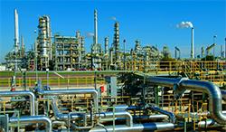 Olieraffinaderijen