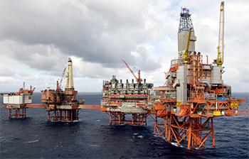 Valhall oil